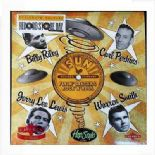 "45RE EP✦✦ SUN ROCKABILLY EP✦✦ ""Flyin' Saucers Rock'n'Roll"" - LIMITED 500 COPIES"